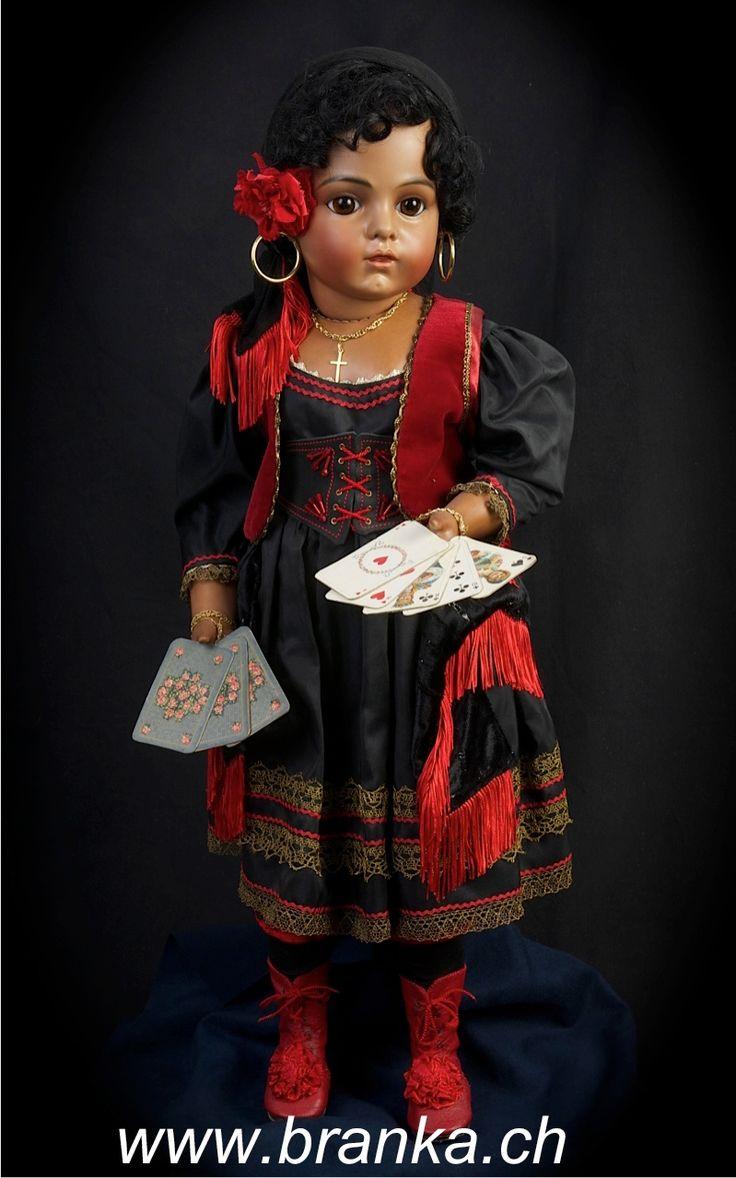 Bébé BRU Shandelé Gypsy