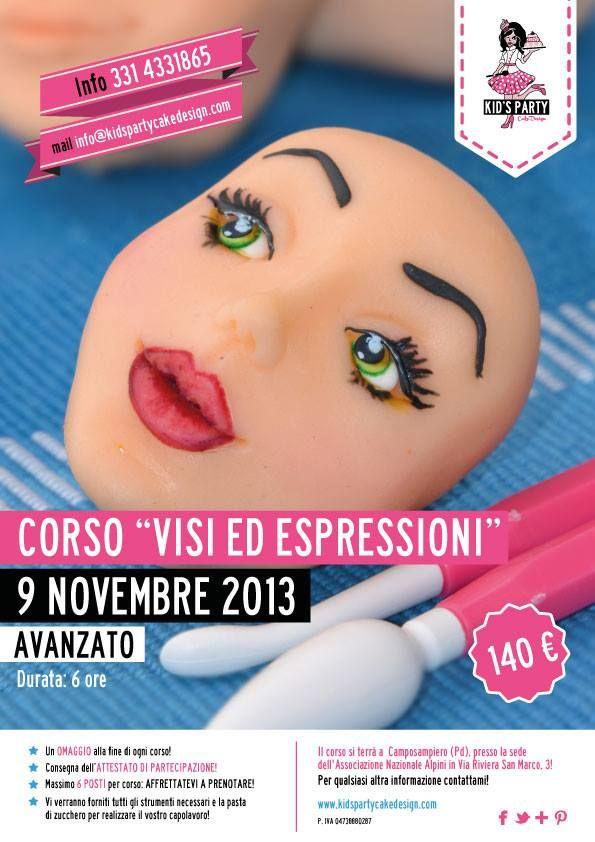 Corso di cake design, modelling avanzato in provincia di Padova