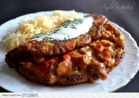 PLACEK PO WEGIERSKU Gulasz: 1 kg mięsa wołowego lub w… na Stylowi.pl
