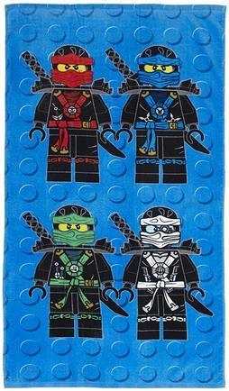 lego ninjago handkle 70x140 b