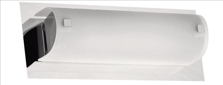 arandela CAMARIM 65,4cm 3xbulbo branco fosco Llum GY651680AR