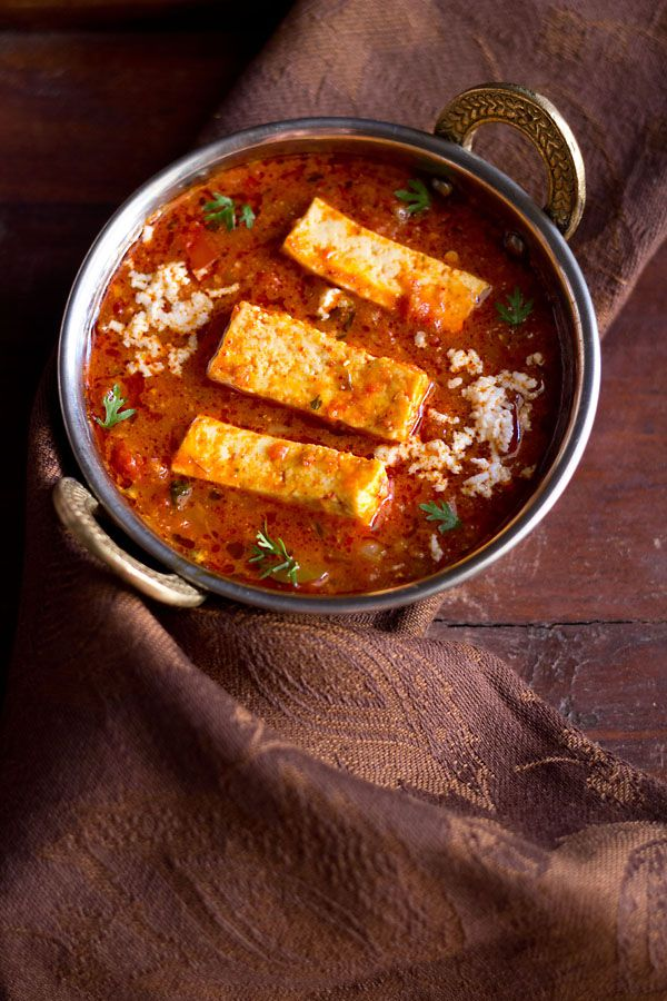 17 best images about paneer on pinterest butter cottage cheese kadai paneer gravy forumfinder Images