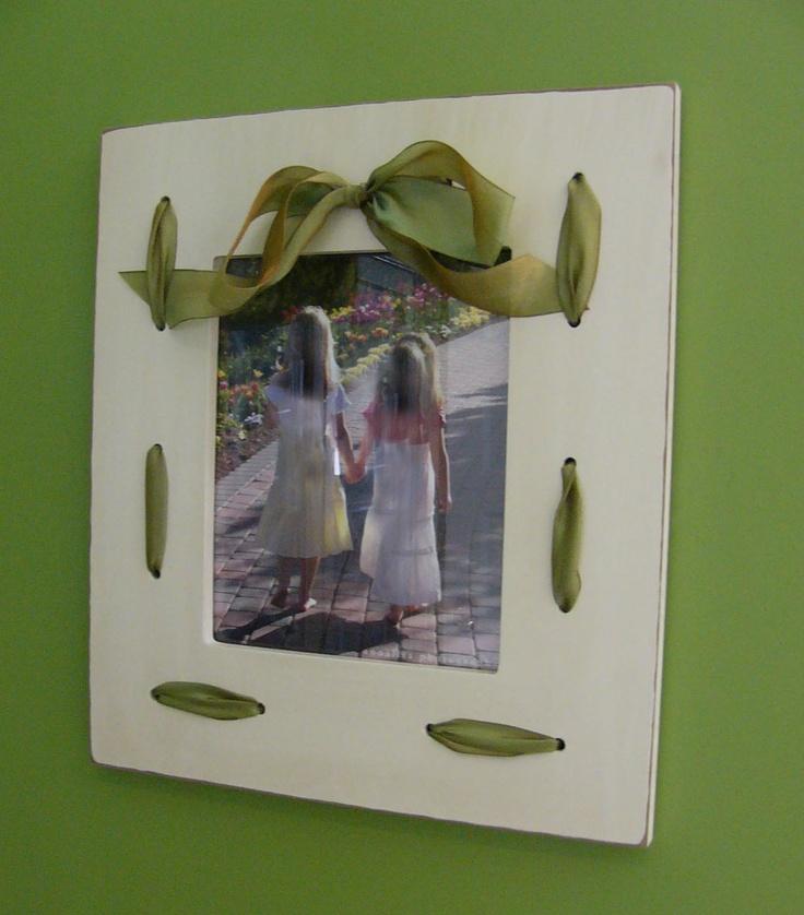 cute easy frame idea