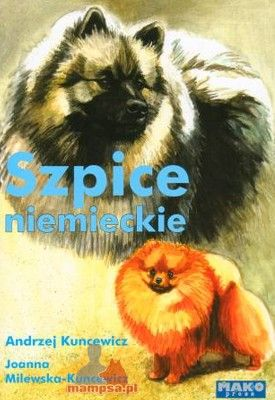 Szpice niemieckie   O psach - zabawki dla psów - łamigłówki dla psa - kliker, saszetka na smakołyki i inne pomoce dla trenera   mampsa.pl