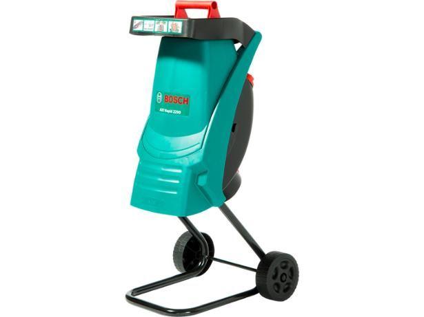 Bosch Axt Rapid 2200 Garden Shredders Bosch Shredder Rapids