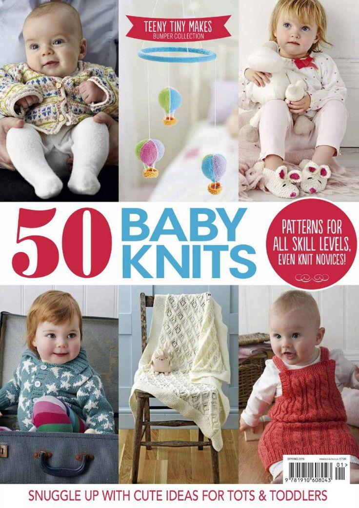 50 Baby Knits  spring 2015 - 轻描淡写 - 轻描淡写
