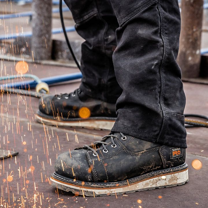 Alloy Toe Work Boots | Timberland