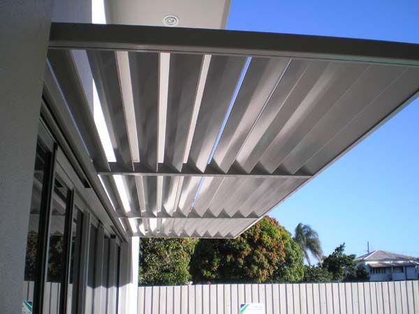 Awnings - Colorbond® Steel - Aluminium - Woodgrain - Superior Screens