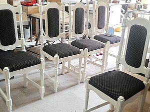 Реставрируем деревянные стулья - Ярмарка Мастеров - ручная работа, handmade
