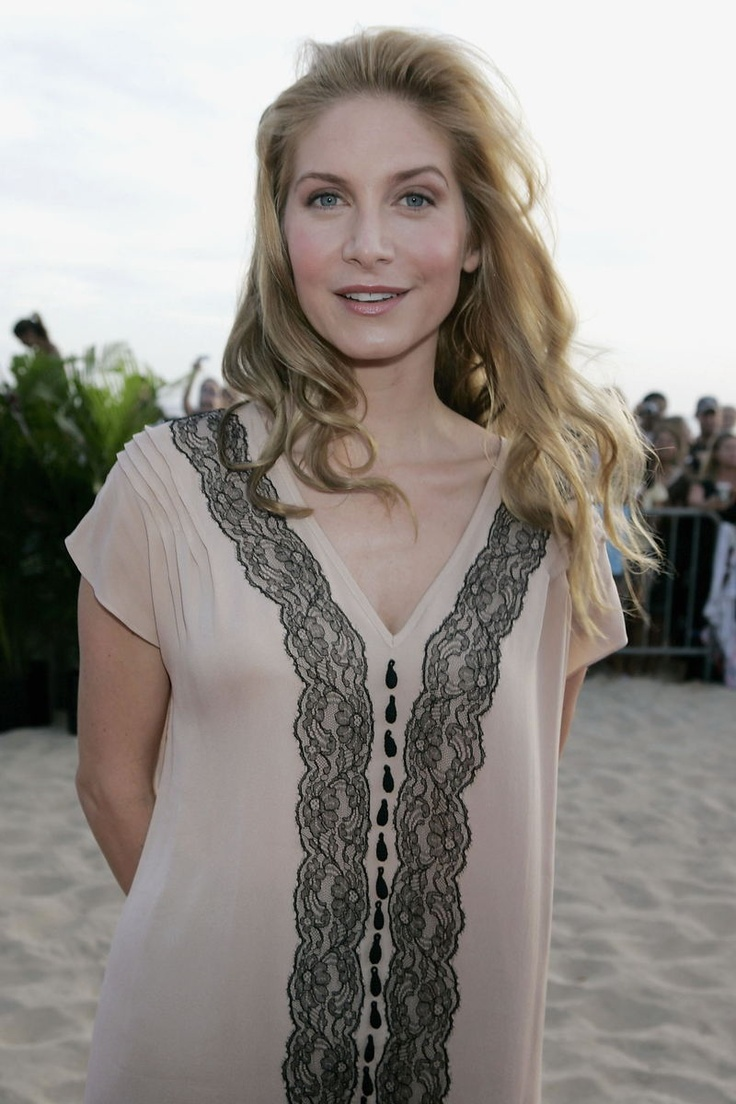 Elizabeth Mitchell aka Juliet in lost. :) :) :)
