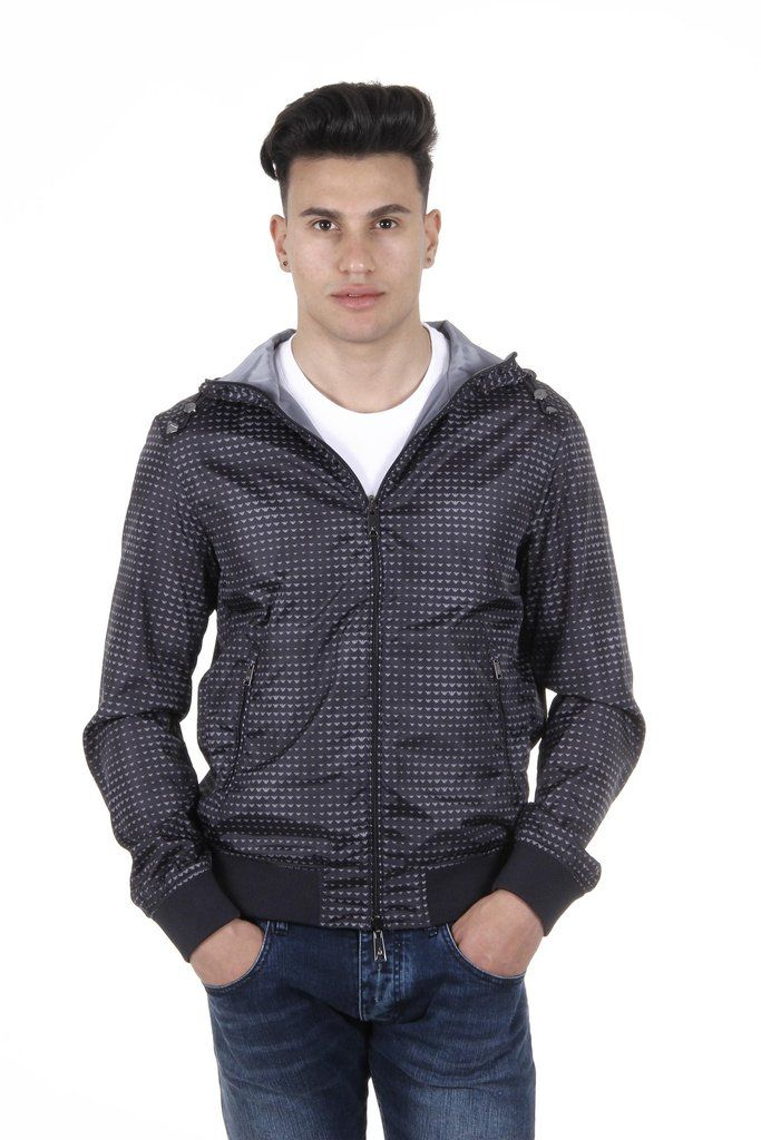 "End of Summer Sale on All ""Armani Jeans"" Products!! ARMANI JEANS MENS REVERSIBLE JACKET ! Sale Price: $249.90"