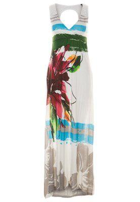 SEPTIEMBRE - Długa sukienka - biały