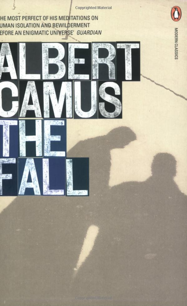 The Fall (Penguin Modern Classics): Amazon.co.uk: Albert Camus: Books