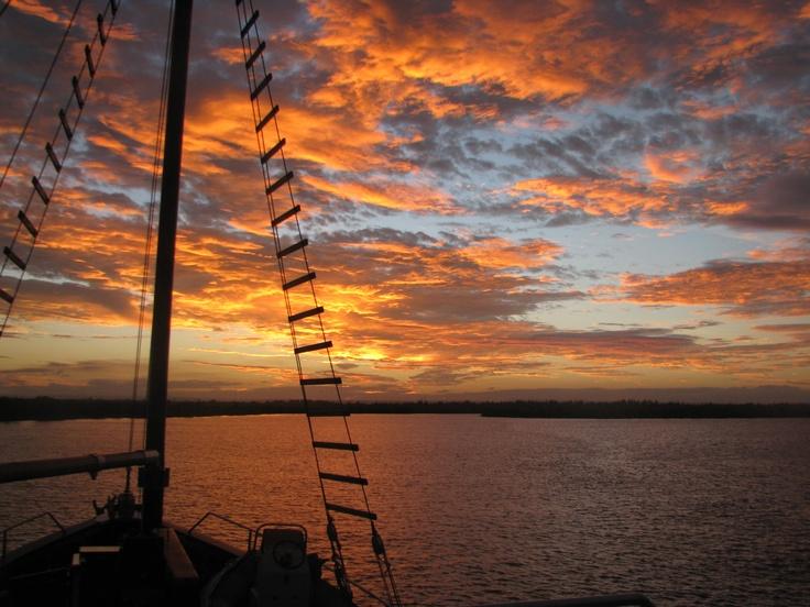 MV Angra Pequena, Maputo, Mozambique 2012