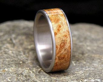 Titanio anillo personalizado confort ajuste bodauu9o900 por usajew poouoop.uelry