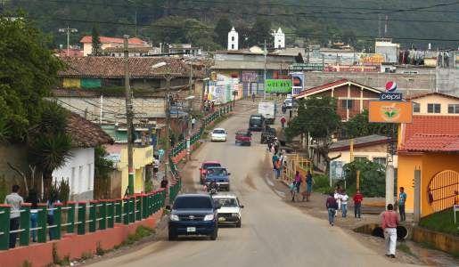 Honduras Las Ciudades Gemelas De La Esperanza E Intibuc 225