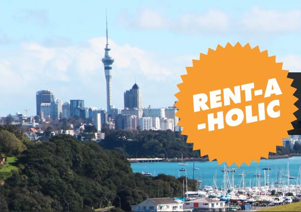 Rentaholic, where you can rent almost anything #kiwibusiness