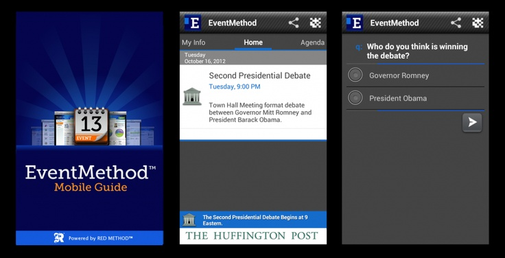 We're excited to team up with the Huffington Post to run live surveys during tonight's debate.