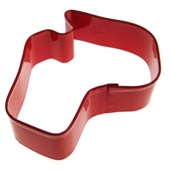 another Australia Day cookie cutter (not that we call them 'cookies' here...)