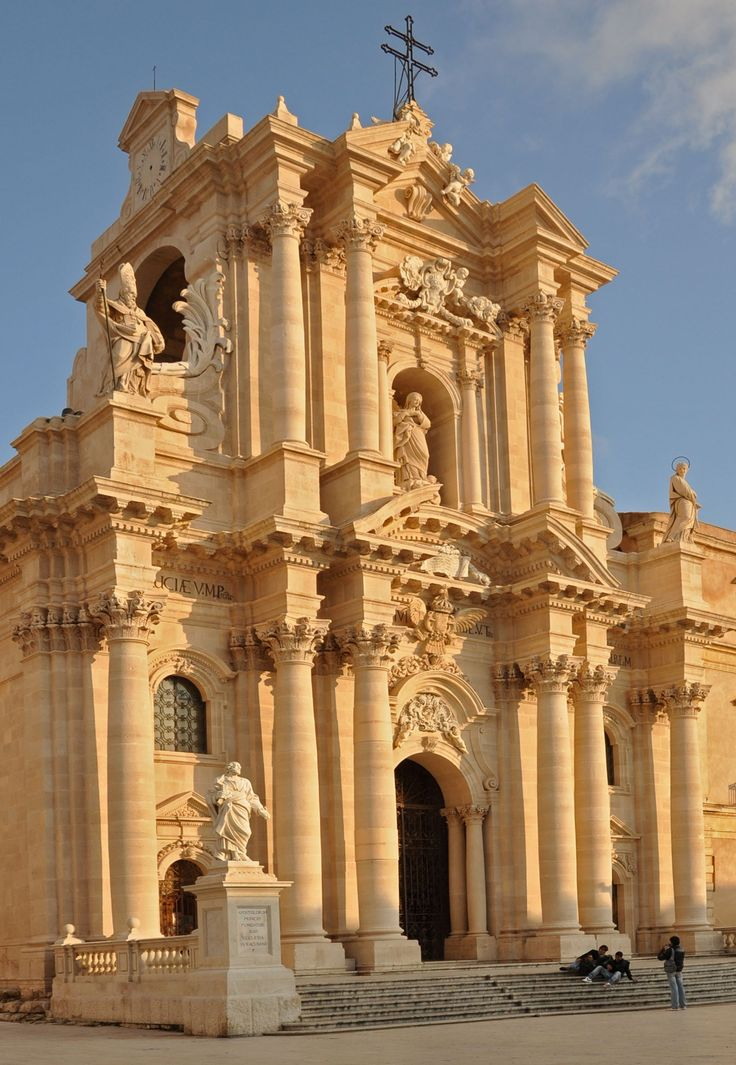 50 Most Beautiful Cities in Italy - Syracuse, Sicily
