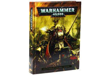 Warhammer 40,000: Rulebook  6th Edition is here!