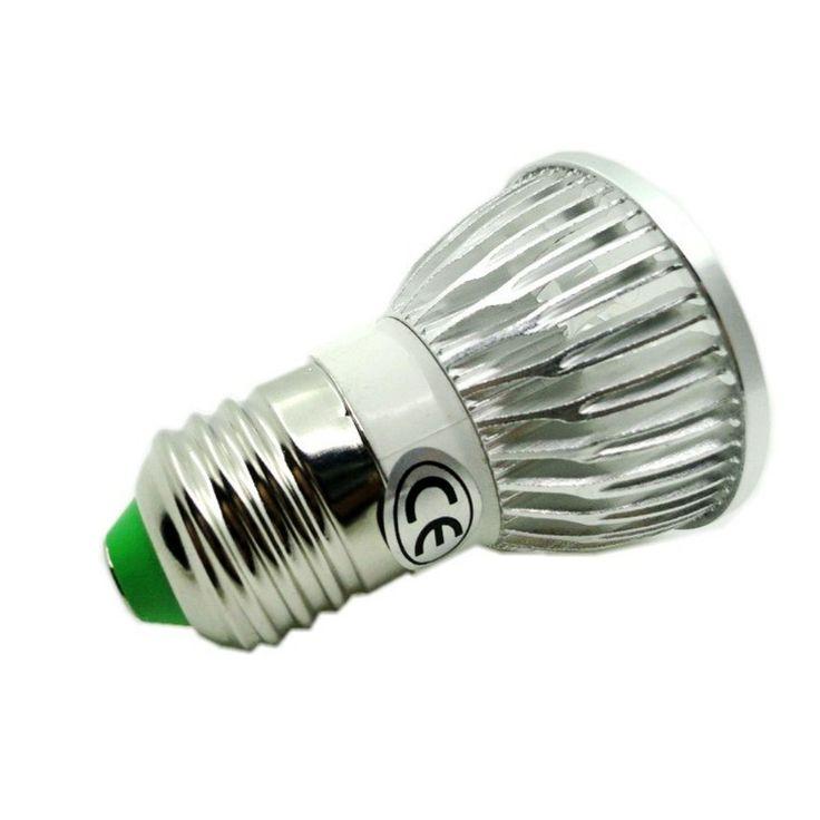 3 와트 5 와트 9 와트 15 와트 18 와트 led 성장 빛 gu10 e27 e14 led 전구 공장 hydropoics 빛 온실 유기 전체 스펙트럼 조명 전구
