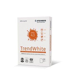 Papier Recyclé Steinbeis TrendWhite A4 - Ange Bleu - 80g - Cie90 - 500 Fls
