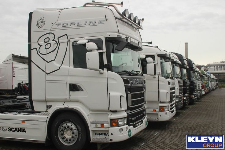 Do you like our Used Scania V8 facebook page?