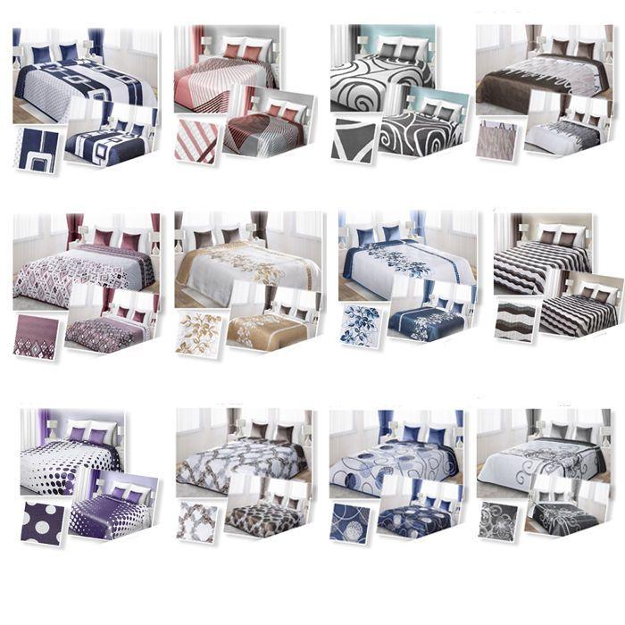 Zweiseitige Tagesdecke Bettüberwurf 170x210 220X240 230x260 viele Modelle !