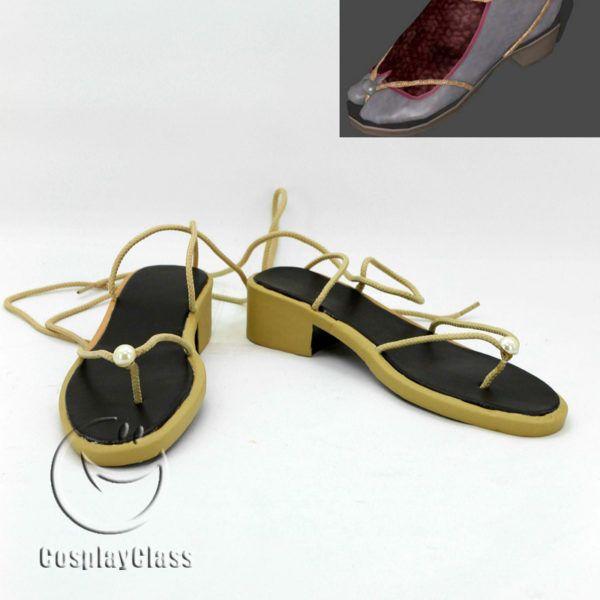 DOA5 Dead or Alive 5 marie rose Ninja Cosplay Shoes – CosplayClass  #deadoralive5 #ninjacosplay #shoes  #cosplayclass