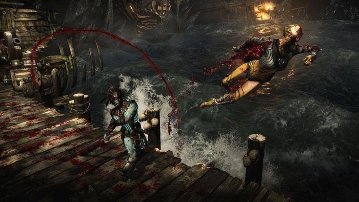 Mortal Kombat X [PS4]   Всё о Xbox 360, Playstation 3 и Nintendo Wii