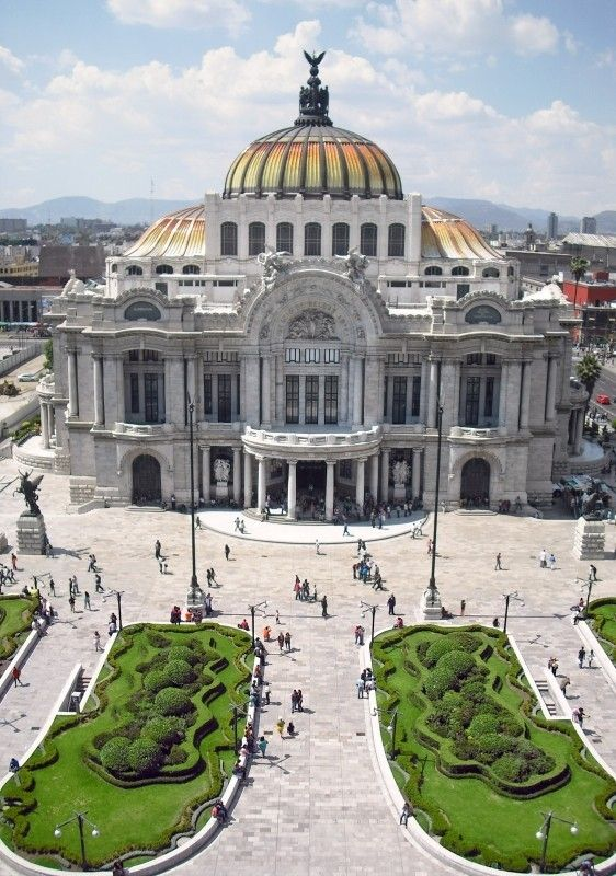 Bellas Artes Building Mexico Monument Museum Art Cancun continues to be the No. 1 top holiday location when it comes��_