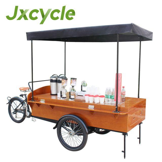 Source electric mobile food carts/coffee bike for sale on m.alibaba.com