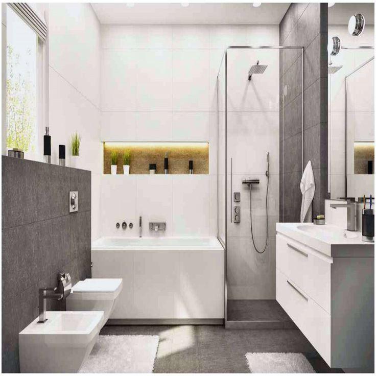 20 Amenagement Salle De Bain Rectangulaire 10m2 2019 Glasduschen Badezimmer Renovieren Dusche