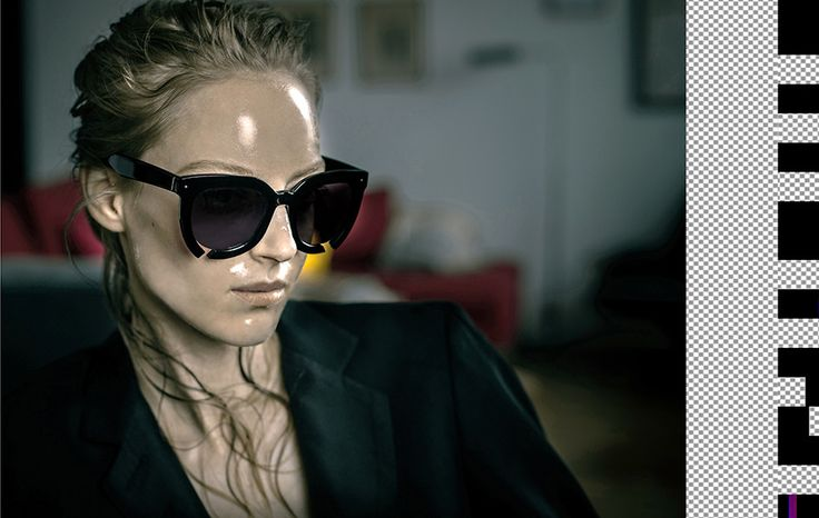 Grey Ant sunglasses.