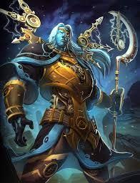 Chronos,father of zeus, hades,& poseidon