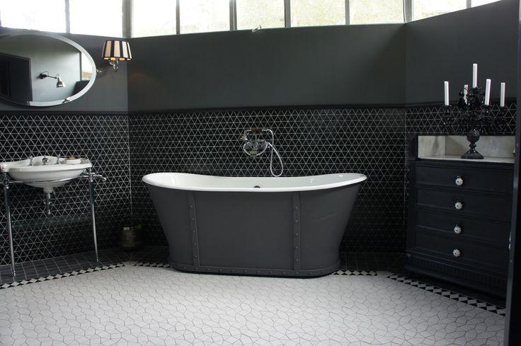 Plus de 1000 idées à propos de \ - joint noir salle de bain