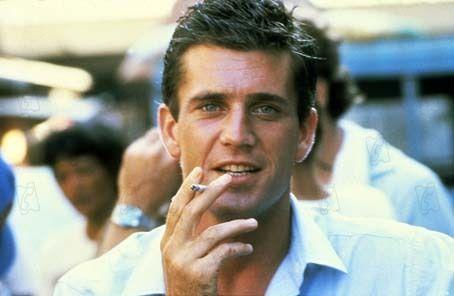 Mel Gibson - year of living dangerously?  Back when you were Australian