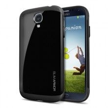 Forro Galaxy S4 Spigen SGP Case Slim Armor Series - Negro Soul  Bs.F. 142,89
