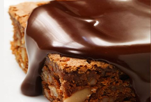 Every one has their favorite brownie recipe and this is one of lindt's  maîtres chocolatiers.the success of a brownie depends not only on the ingredients,