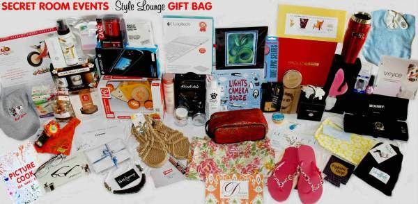 Win Secret Room Events Red Carpet Style Lounge Academy Awards Gift Bag | OK! Magazine