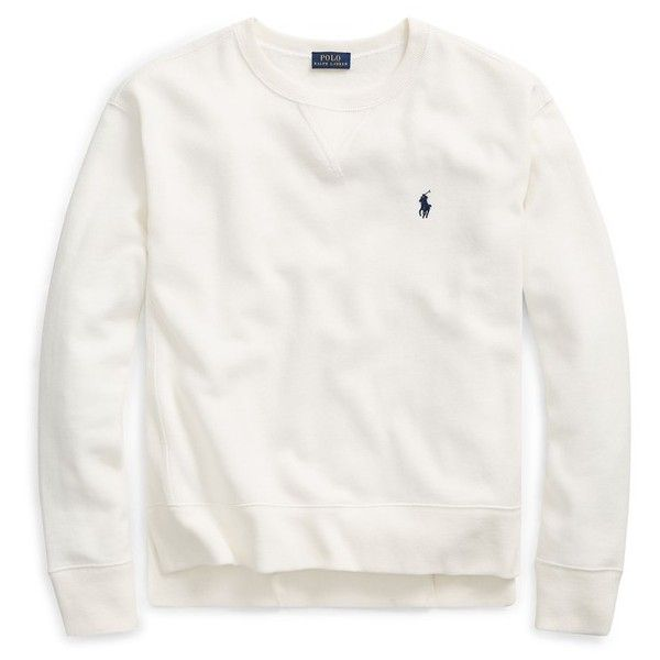 Lightweight Fleece Liked Sweatshirt99❤ Polo Ralph On Lauren WDIHE2Y9