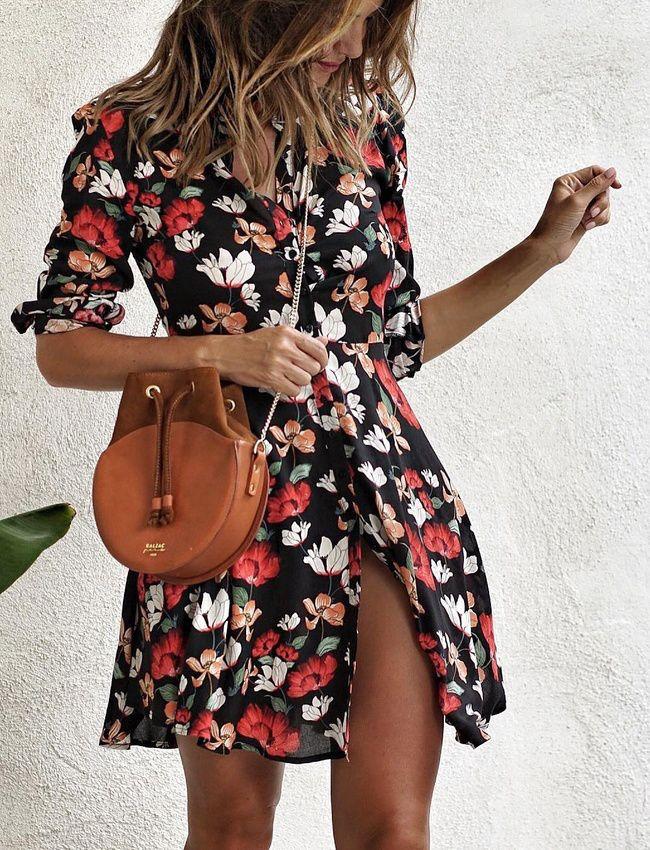 Oui aux pièces tendances qui osent se différencier subtilement de leurs consœurs ! (robe Zara - photo Natamelie)