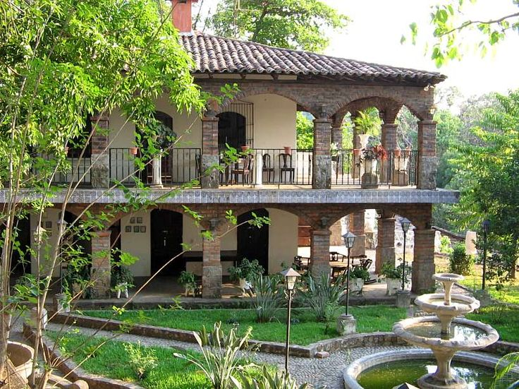 Beautiful colonial town - Suchitoto, El Salvador