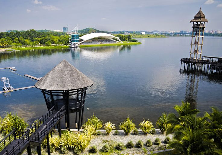 Putra Lake Wetland : Putrajaya Tourist Destination Reviews - Putra Lake Wetland