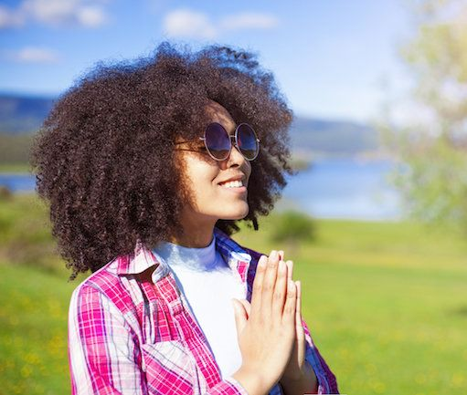 6 tips to feel calm during a stressful time. It *can* be done. Here's how...