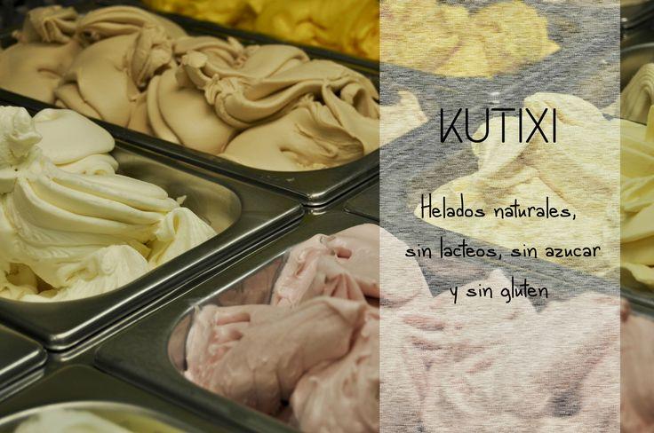 Helados Naturales: KUTIXI