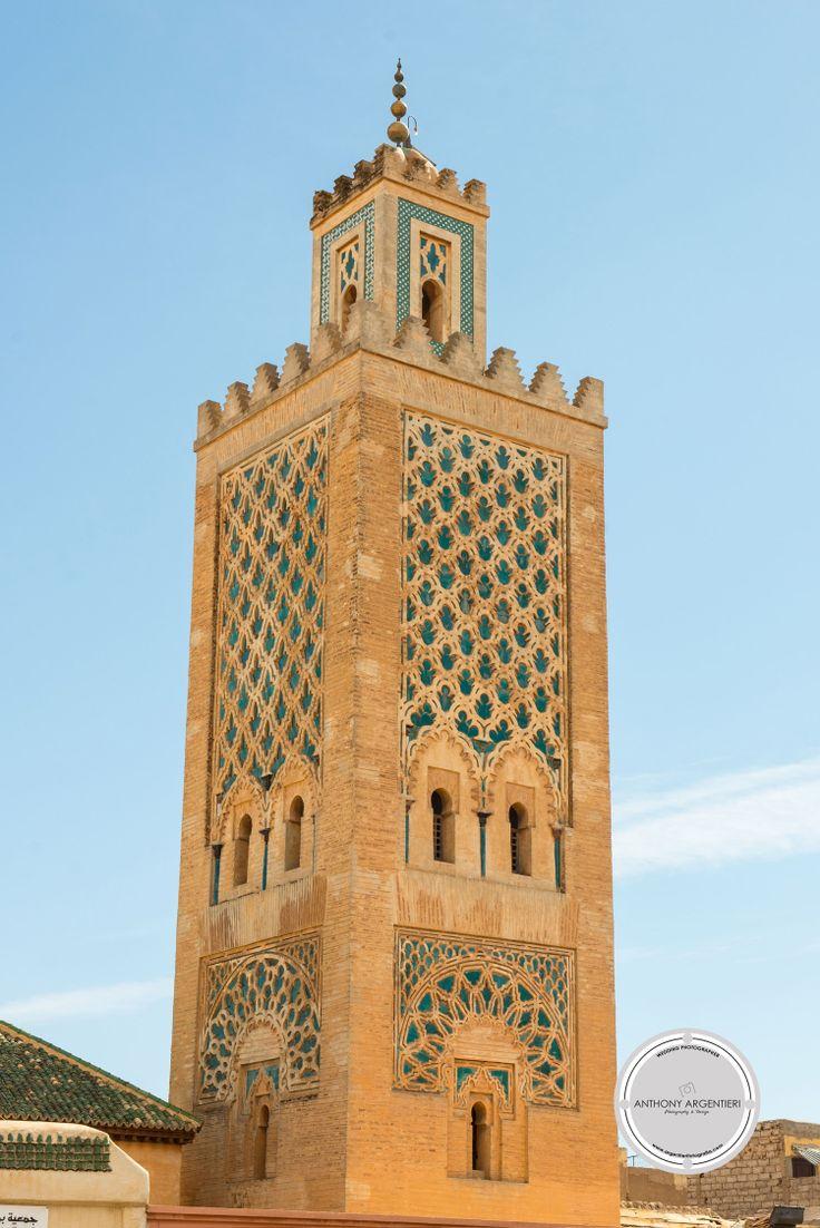 Moschea Koutoubia, Marrakech
