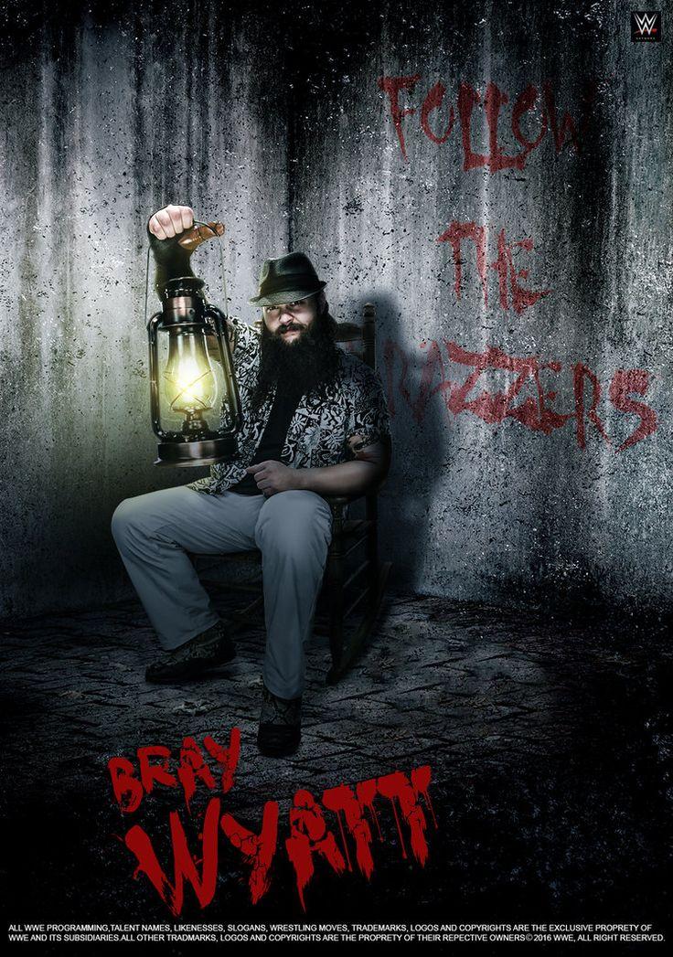 WWE Bray Wyatt 2016 Poster by edaba7.deviantart.com on @DeviantArt