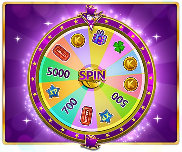 ☆  ☆ Did You Know? ☆  ☆ You can win Real Items and Kash Rewards on the Daily Spin Wheel! Log-in daily to see what you can spin and win - https://apps.facebook.com/kashkarnival/